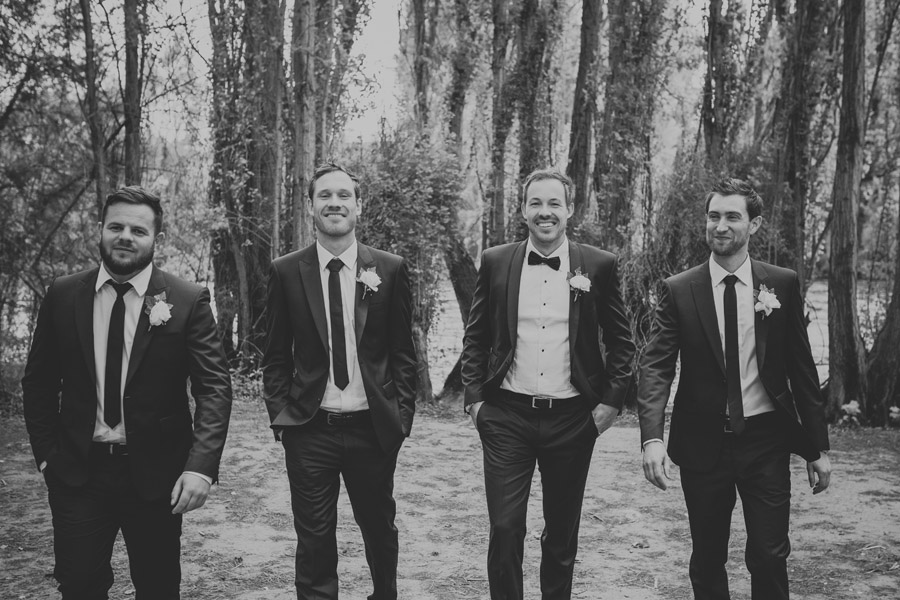 Dapper men! Stunning Wanaka wedding photography from Kelsey and Matt's Wanaka wedding by Alpine Image Company.