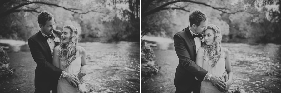 Some gorgeous documentary wedding photos from Kelsey and Matt's Wanaka wedding captured by Wanaka wedding photographers Alpine Image Company.