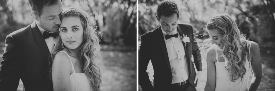 Stunning black and white documentary photos from Kelsey and Matt's Wanaka wedding day captured by Wanaka wedding photographers Alpine Image Company.