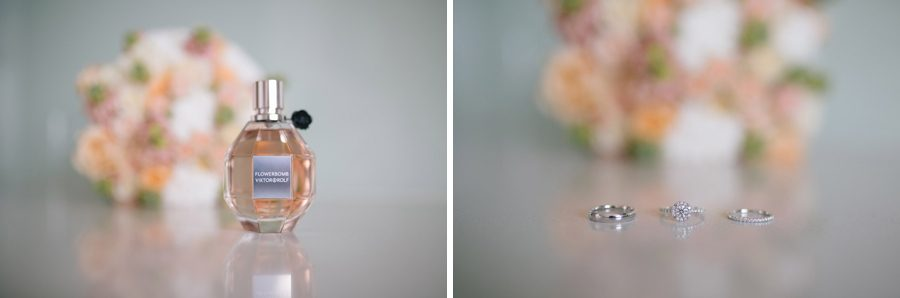 The pretty little details of your special day