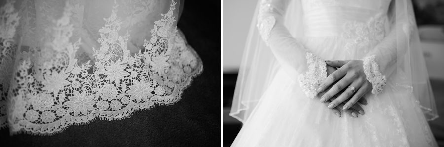 Diamonds and Lace
