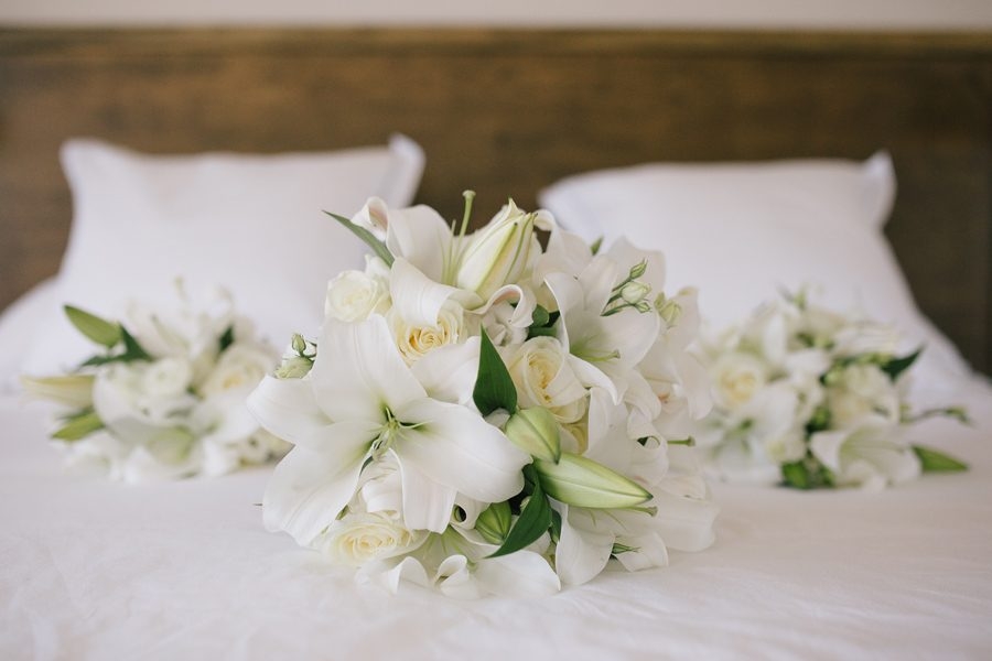 Stunning bridal flowers by Studio 24 captured by Alpine Image Company