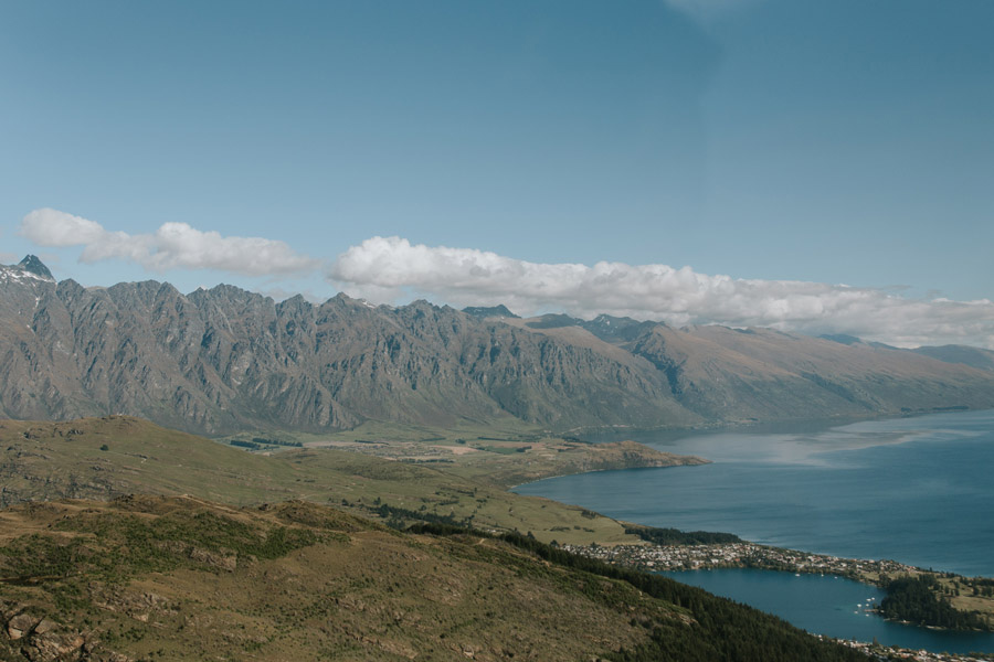 The Remarkables looking remarkable