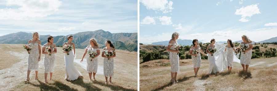 Sunshine and laughter with your bridal party