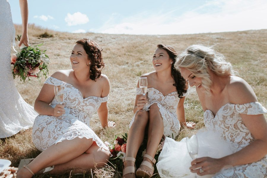 Candid moments at your wedding