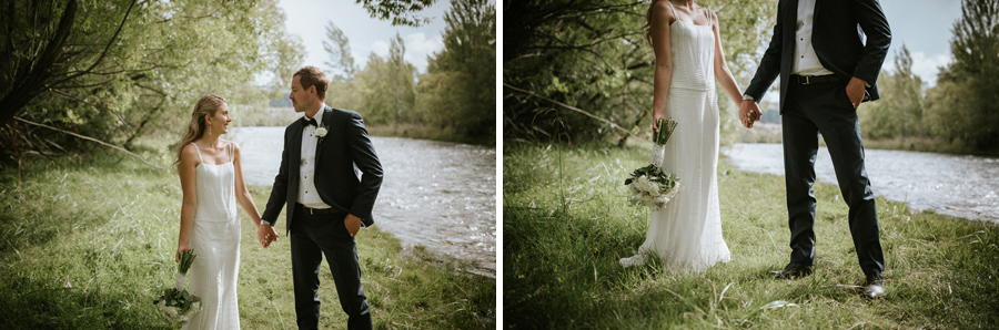 Gorgeous Bride and Groom wedding details from this summer wedding in Wanaka, New Zealand captured by Wanaka wedding photographers Alpine Image Company.