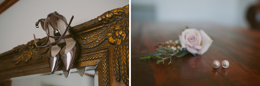 Beautiful wedding details that add special touches captured by Queenstown wedding photographer Alpine Image Company.