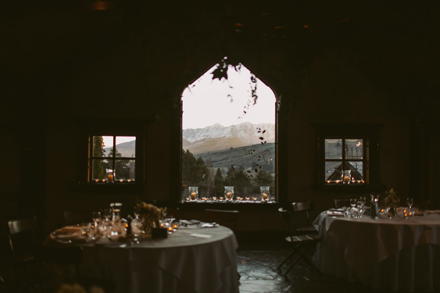 Stoneridge Estate is a stunning venue for your Queenstown wedding. Photography by Queenstown wedding photographer Alpine Image Company.