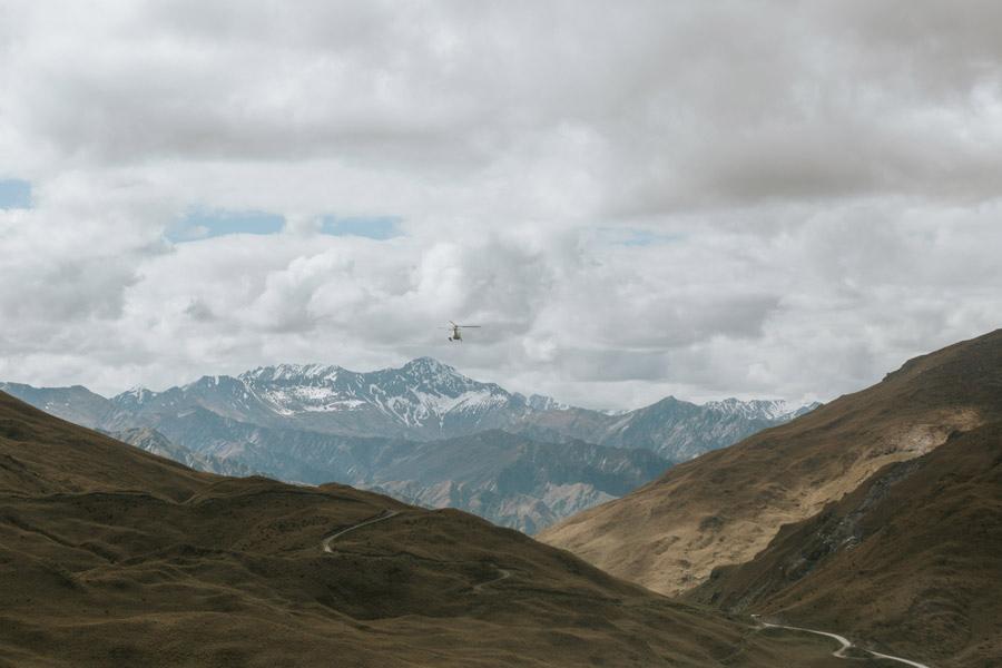 Central Otago's stunning mountain setting