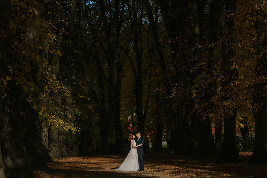 Wanaka Station Park is the perfect location in autumn for your Wanaka wedding.